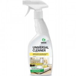 Detergent universal, 600 ml, pH 8, suprafete rezistente la apa, Grass