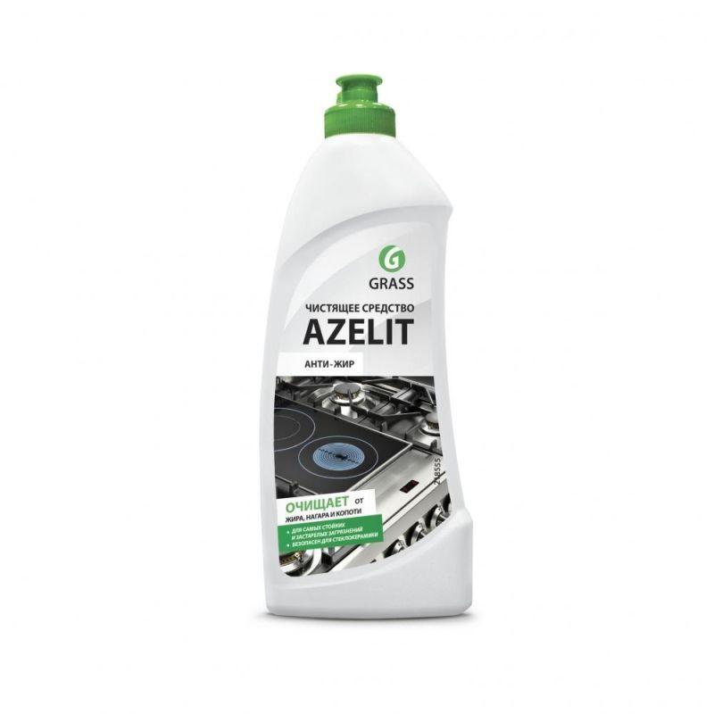 Detergent gel degresant aragaz Azelit, 500 ml, pH 12, Grass