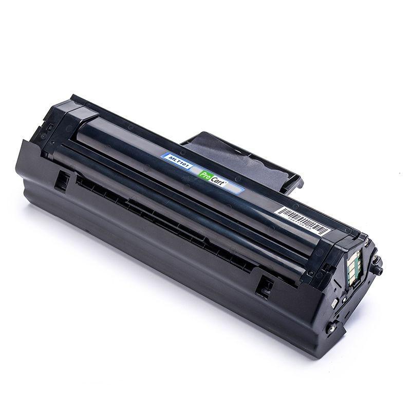 Toner compatibil Samsung MLT-D101S Black, capacitate 1500 pagini, bulk