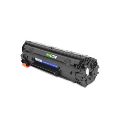 Cartus toner compatibil HP CE285A Black, 1600 pagini, bulk