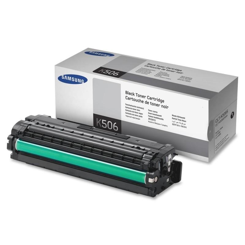 Toner CLT-K506S black original Samsung CLTK506S
