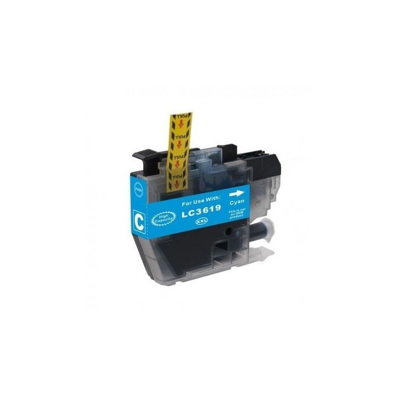 Cartus inkjet compatibil  LC3619XL Black/Cyan/Yellow/Magenta pentru imprimante Brother