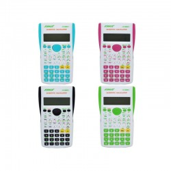 Calculator stiintific, display LCD 12 digiti, 250 functii, 47 taste