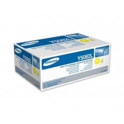 Toner CLT-Y5082L yellow original Samsung CLTY5082L
