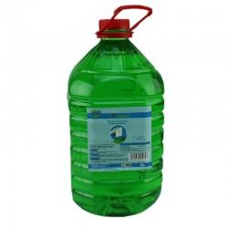 Solutie pentru curatat geamuri si suprafete de sticla, 5 L, mere verzi