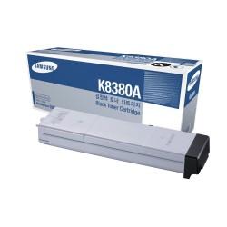 Toner CLX-K8380A black original Samsung CLXK8380A
