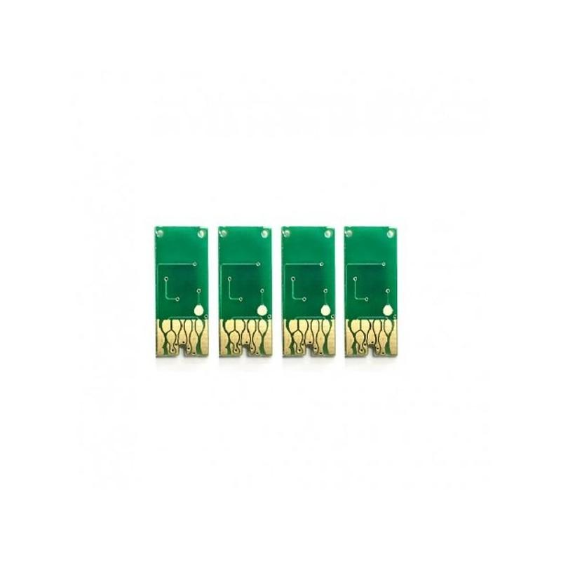 Set 4 chipuri pentru Epson T1621 T1622 T1623 T1624