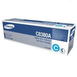 Toner CLX-C8380A cyan original Samsung CLXC8380A