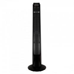 Ventilator tip stalp cu telecomanda, 50W, 93 cm, 3 moduri de functionare, Home