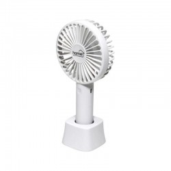 Ventilator de mana, 4W, 3 trepte viteza, reincarcabil, USB, Home