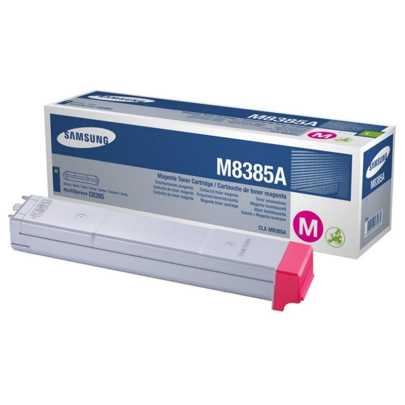 Toner CLX-M8385A magenta original Samsung CLXM8385A