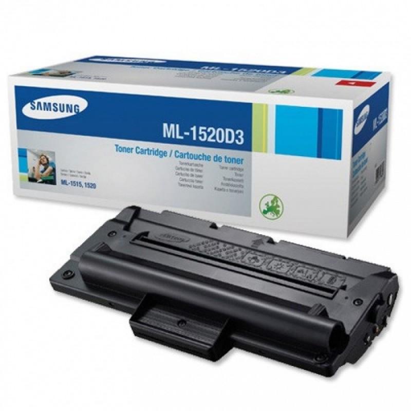 Toner ML-1520D3 black original Samsung ML 1520