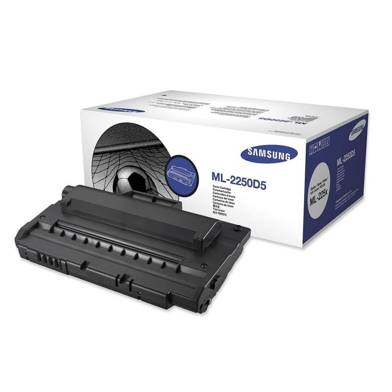 Toner ML-2250D5 black original Samsung ML2250D5