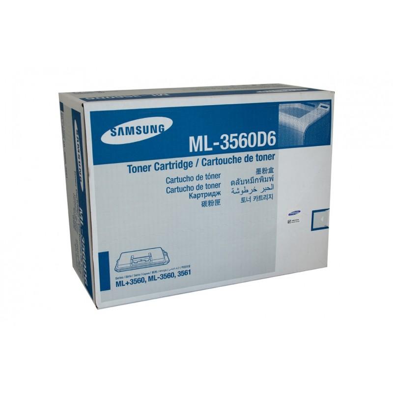 Toner ML-3560D6 black original Samsung ML3560D6