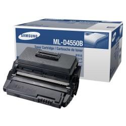 Toner ML-D4550B black original Samsung MLD4550B