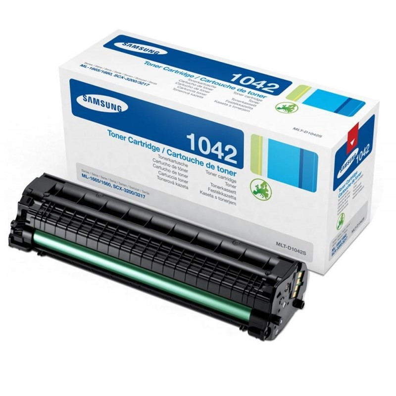Toner MLT-D1042S black original Samsung MLTD1042S