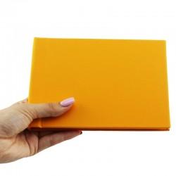Album Fotocarte 10x15, personalizabil, hartie foto inclusa, Magic Orange