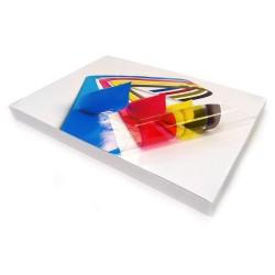 Folie adeziva semi transparenta printabila inkjet, rezistenta apa, A4, 20 coli, Procart