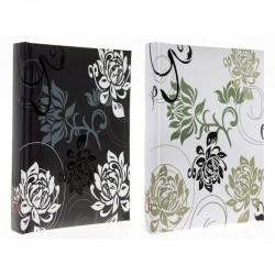 Album foto Black&White Flowers, 10x15, 300 fotografii, buzunare slip-in