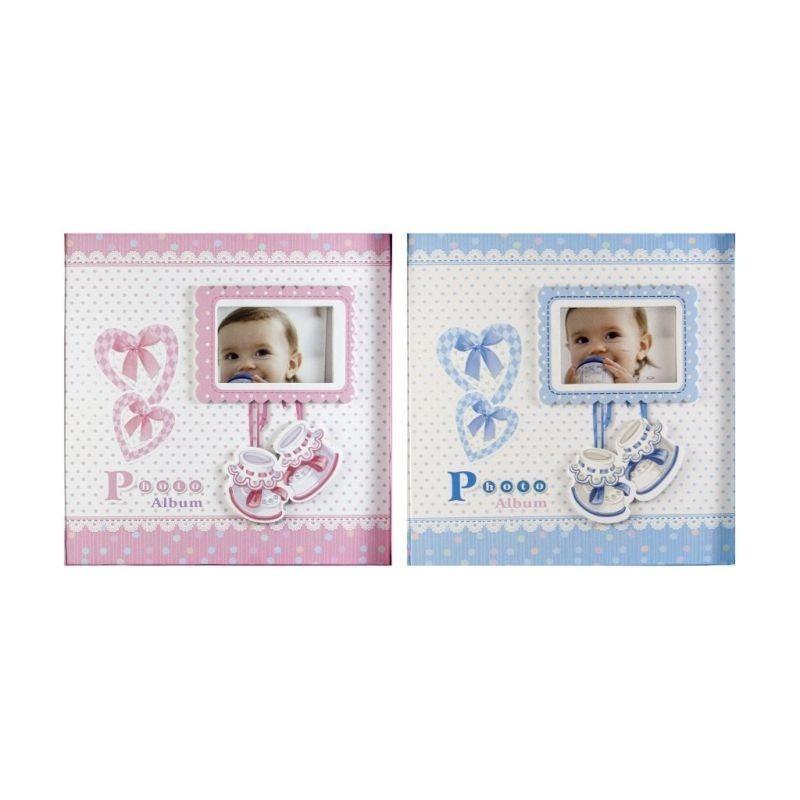 Album Baby Collection personalizabil, 200 poze format 10x15 cm, cutie