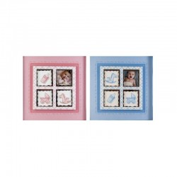 Album personalizabil Baby Stories, 200 foto 10x15 cm, slip-in, notes