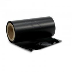 Ribon transfer termic 110 mm x 74 m, diametru 34 mm, etichete, negru