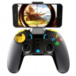 Gamepad wireless, Android, iOS, Windows, TURBO, suport telescopic 5.5 inch, iPega
