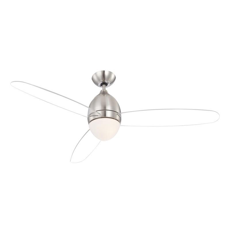 Ventilator Premier de tavan, lustra, 50W, E27, telecomanda, 132 cm, IP20