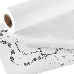Rola hartie pentru copiator A0, 914x175m, 80g