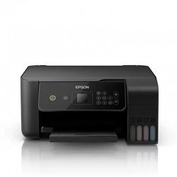 Multifunctionala inkjet Epson EcoTank L3160, CISS integrat, Wi-Fi, LCD color