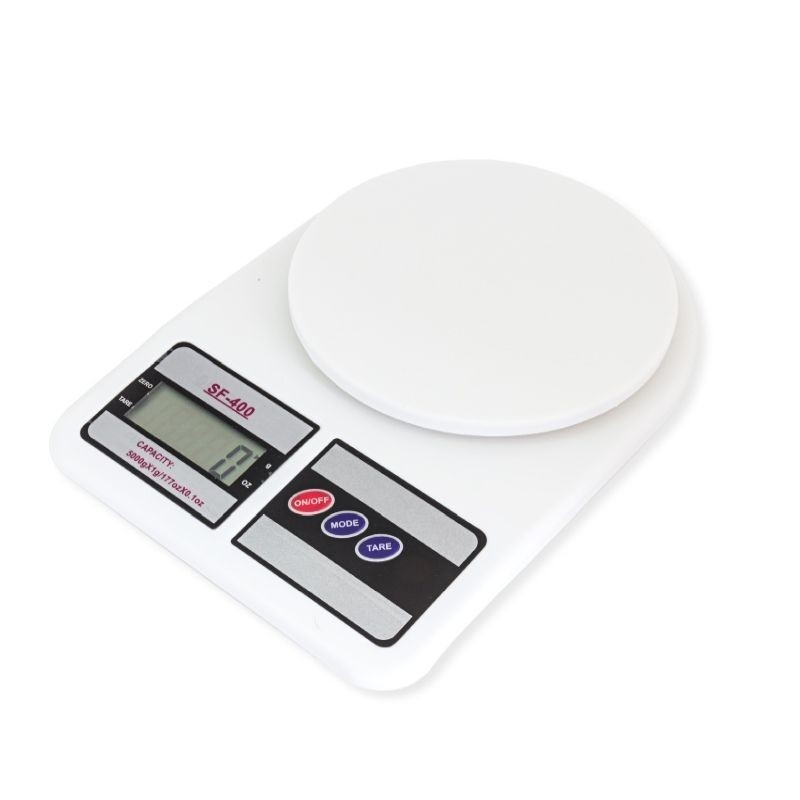 Cantar digital de bucatarie, functie TARA, g/oz, capacitate maxima 5 kg