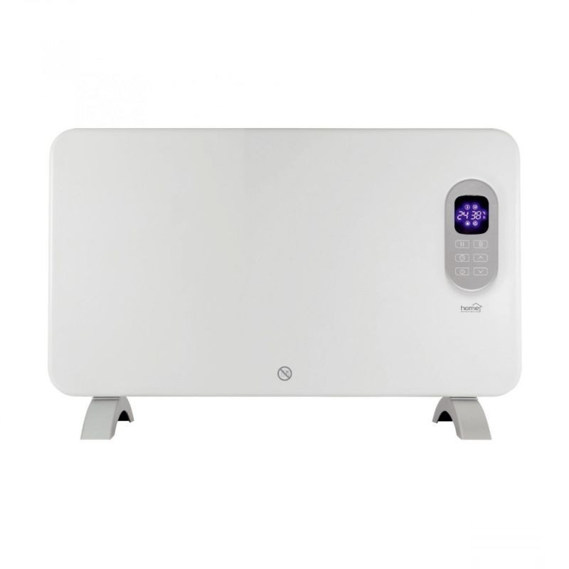 Radiator Smart 1000W, WIFI, IPX4, iOS, Android, LCD, touch, temporizator, Home