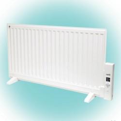Calorifer electric cu ulei 1000W, IPX2, termostat, protectie supraincalzire