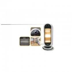 Radiator halogen, 3 trepte putere 400W/800W/1200W, factor protectie IP20