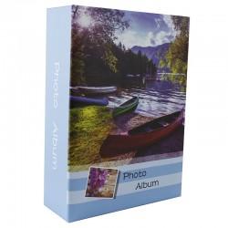 Album foto Kayak, capacitate 100 fotografii 10x15, 50 file, slip-in