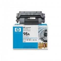 Toner 92298A original HP 98A black