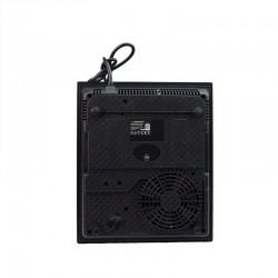 Plita cu inductie, 230V, putere 2000W, ecran LCD si panou de control, Resigilata