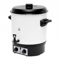 Aparat de conservare, rezervor metalic, 27 litri, termostat mecanic