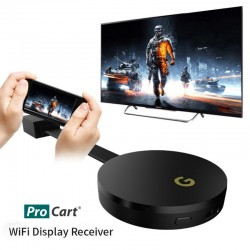 Receiver Wireless, port HDMI, Miracast, DLNA, 512 MB, Android/iOS, rezolutie HD