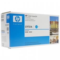 Toner C9731A cyan original HP C 9731A