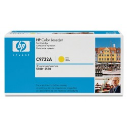 Toner C9732A yellow original HP C 9732A