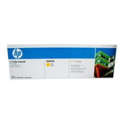 Toner CB382A yellow original HP CB 382A