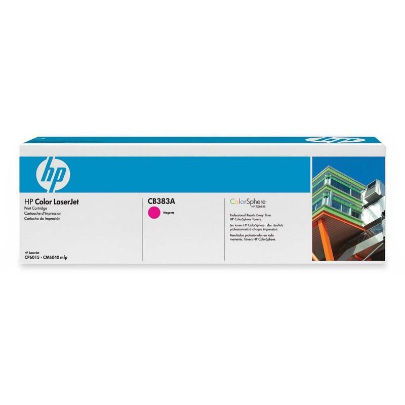 Toner CB383A magenta original HP CB 383A