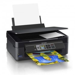 Multifunctionala Epson Expression Home XP-352, inkjet, cerneala invizibila, Wi-Fi