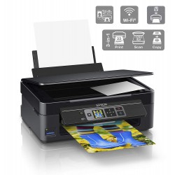 Multifunctionala Epson Expression Home XP-352, inkjet, cerneala invizibila, Wi-Fi