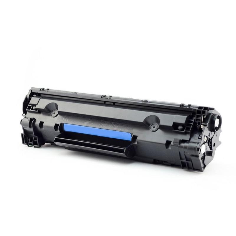 Cartus toner compatibil CF283A 83A pentru HP negru vrac