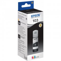 Cerneala originala Epson L103 EcoTank C/M/Y/BK, flacon 70 ml