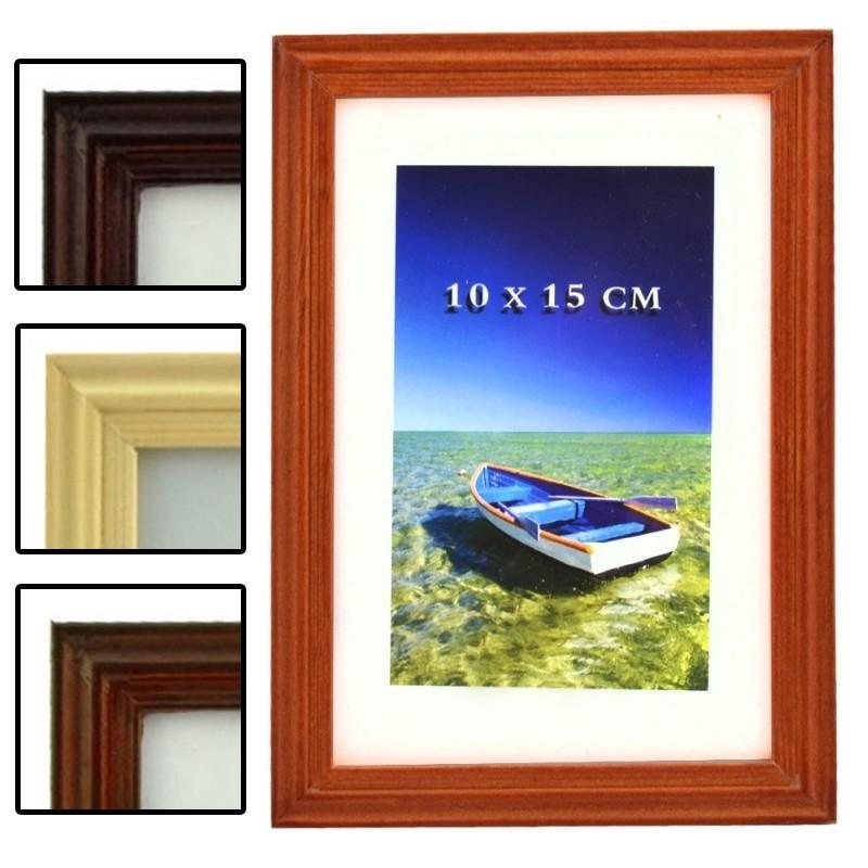 Rama foto Neil, 10x15, lemn