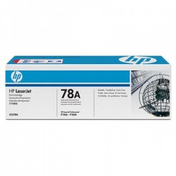 Toner CE278A black original HP 78A
