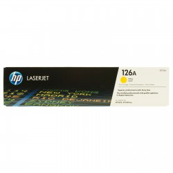 Toner CE312A yellow original HP 126A